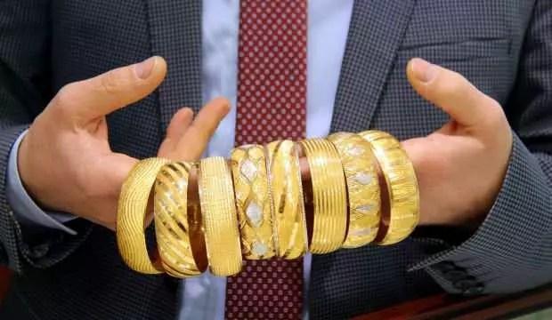 3 Eylül Altın fiyatları düşüyor | Çeyrek Altın Gram Altın bilezik alış satış fiyatı 1