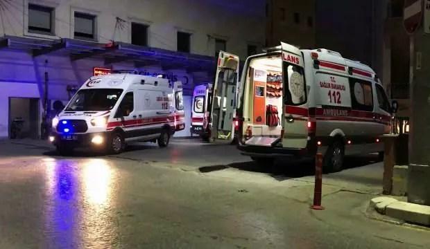 Sakarya'da zehirlenme olayı: 11 kişi hastaneye kaldırıldı 1