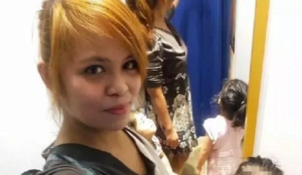 Filipinli anne ve çocukları İstanbul'da bulundu 1