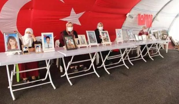 HDP önündeki aksiyonda 374'üncü gün 1