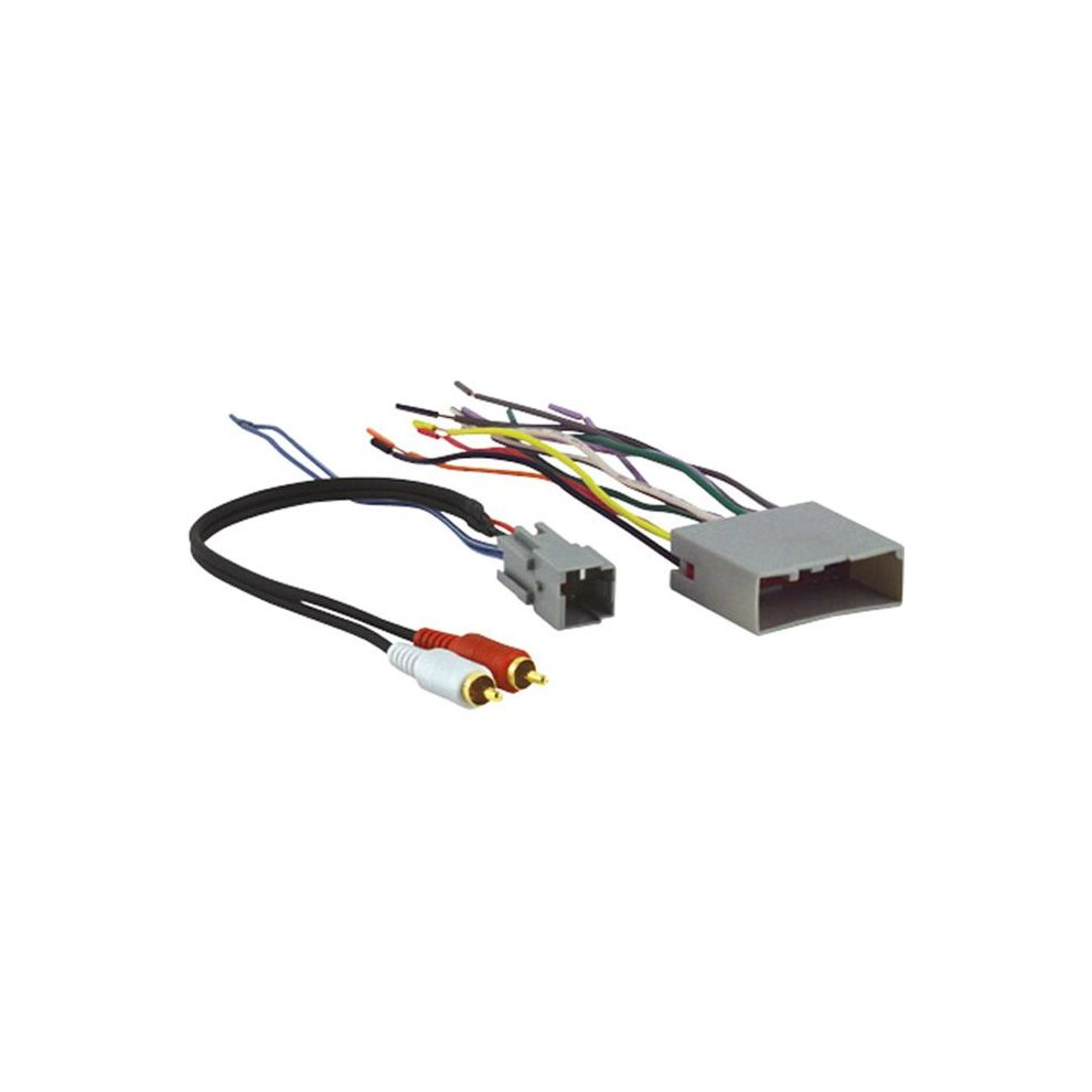 hight resolution of metra 70 5521 amplifier harness for select 2003 2005 ford vehicles on onbuy