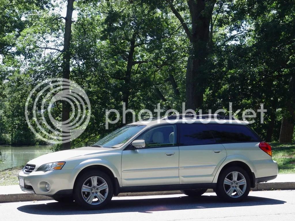 2005 Subaru Outback Fuel Filter Location
