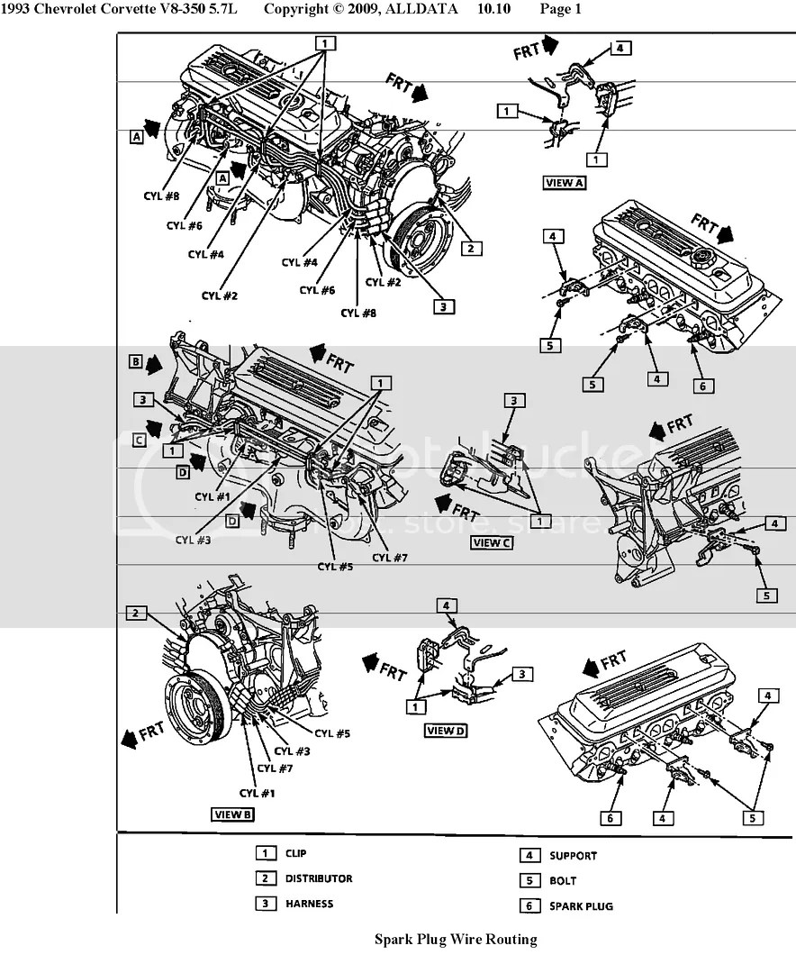 gm lt1 engine diagram schematic wiring diagram 95 Lt1 Engine Diagram