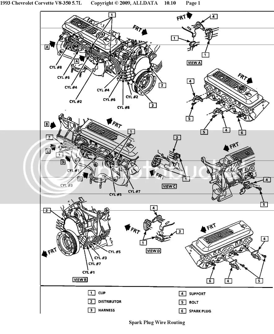 medium resolution of 1995 corvette engine diagram schema wiring diagram gm lt1 engine diagram