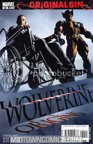 Wolverine Origin #30