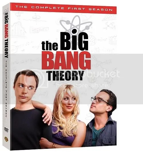 BIG BANG THEORY season 1 9/2