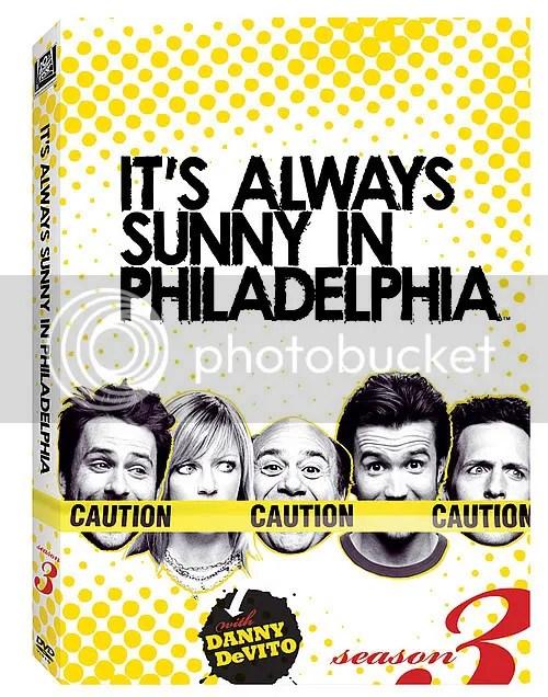 ITS ALWAYS SUNNY season 3 9/9