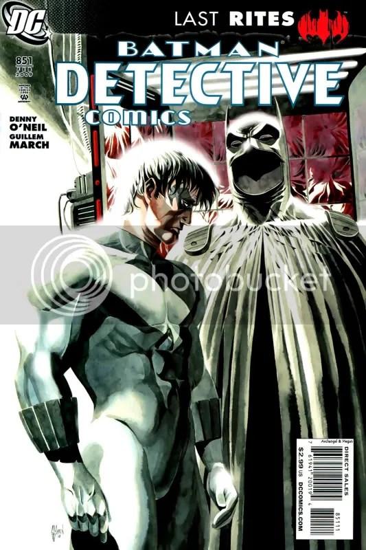 DETECTIVE COMICS #851
