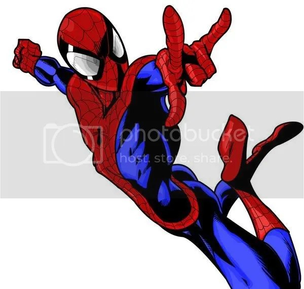 Joe's Spiderman