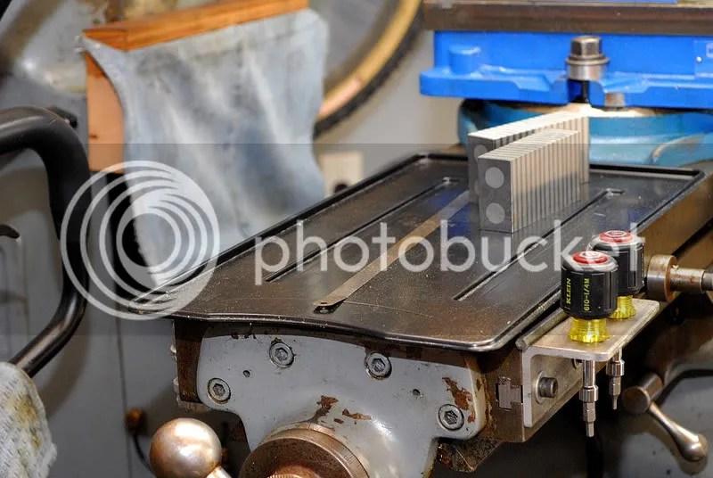 Bridgeport Milling Machine Way Covers