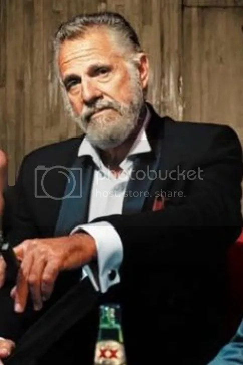 the worlds most interesting man