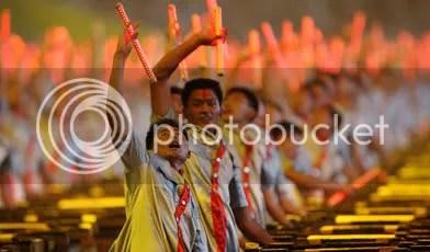 Beijing Opening Ceremonies