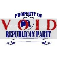 VOID: Property of Republican Party