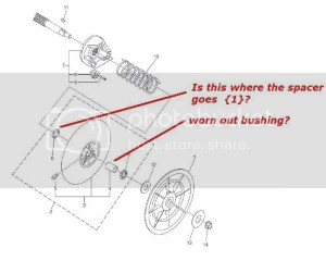 g16 clutch(es) loud? andor worn??  Page 2