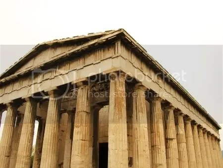 temple athens