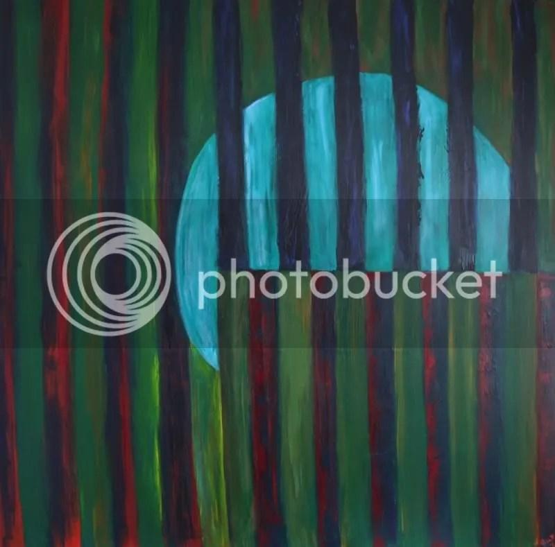 Pablo Saborio Acrylic Painting