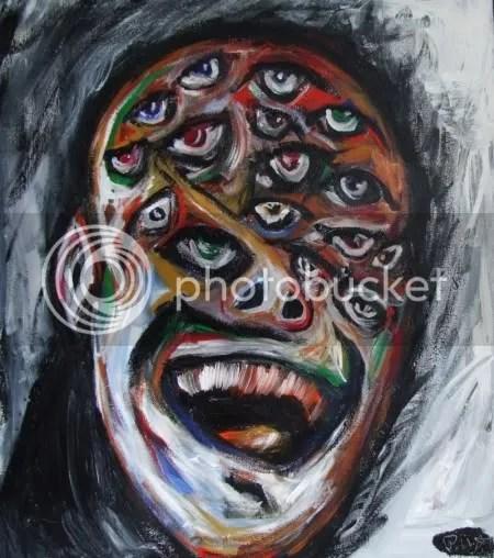 Nihilistic Art by Pablo Saborio