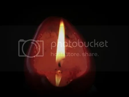 Candle shape