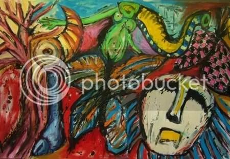 Modern Art Pablo Saborio 2012