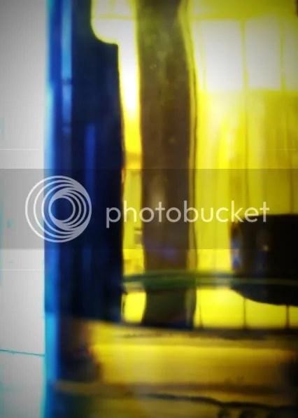 Neon Yellow Beer Morning