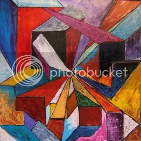 Modern Art Painting