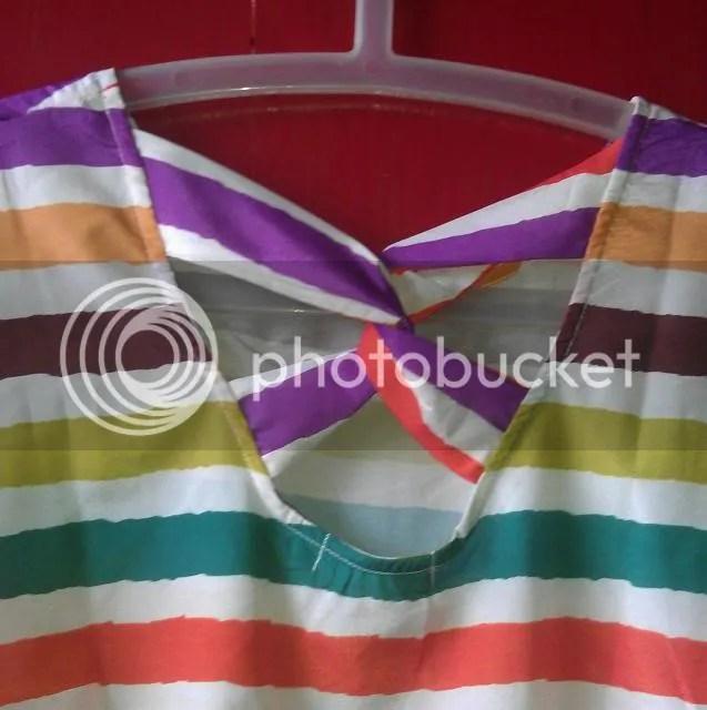 Hang Ten colorful stripes
