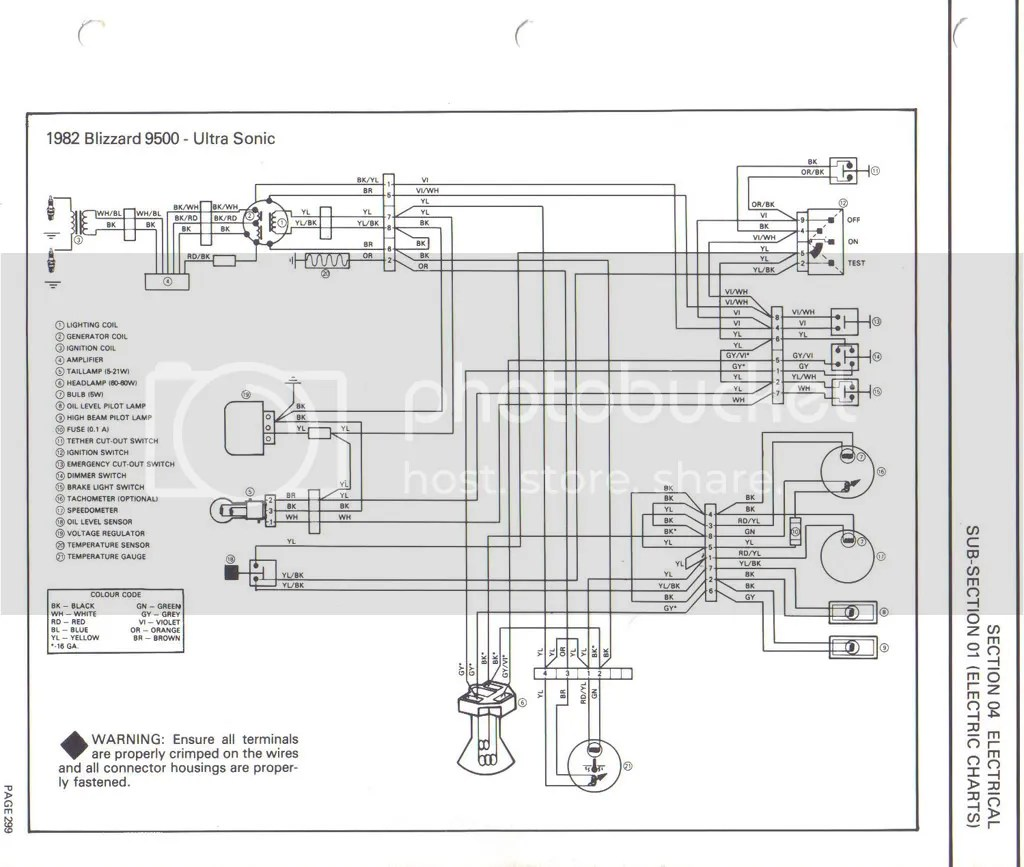 Hand Warmer Wiring Diagram Ski Doo