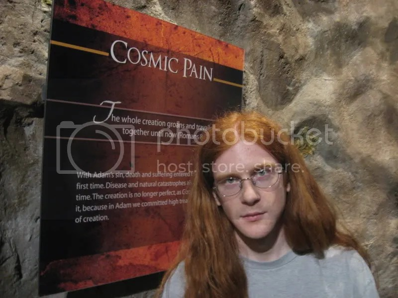 Cosmic Pain