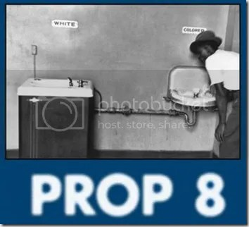 Racist Prop 8 Ad