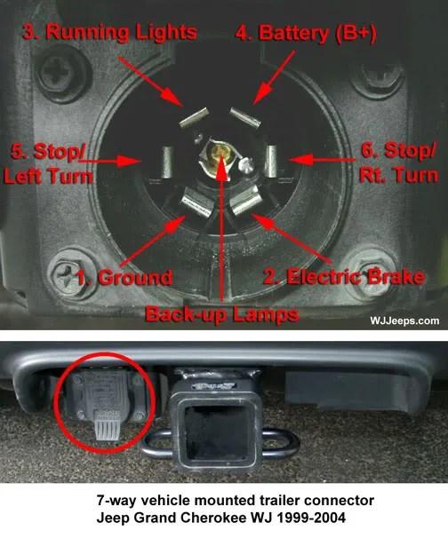 4 Wire Trailer Light Wiring Diagram Fog Backup Lamps Jeepforum Com