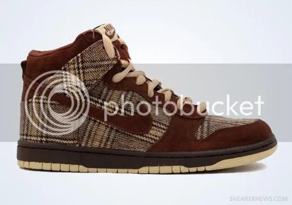 """Nike SB Dunk High """"Tweed"""""""