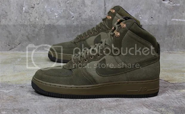 NIKE AIR FORCE 1 DCN MILITATY BOOT