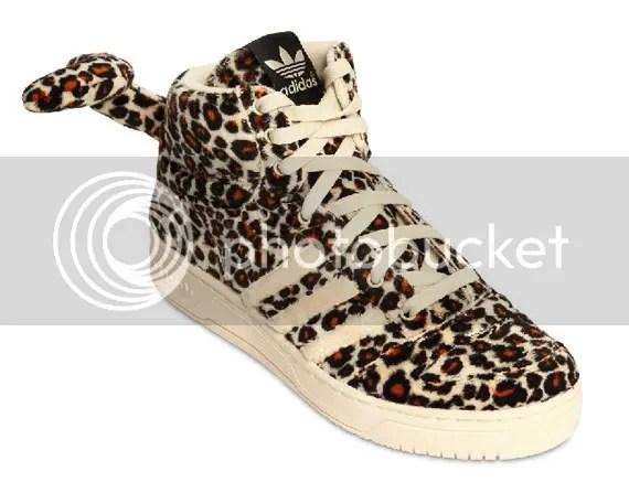 adidas Originals JS Leopard