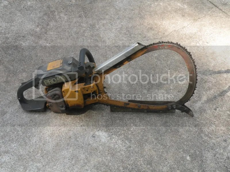 Bow Chainsaw Purpose