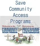 Save Community Access