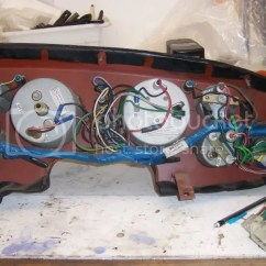 Turn Signal Wiring Diagram 1985 Chevy Truck Ignition Removed Dash- Looking For Electrical Problem : Mgb & Gt Forum Mg Experience Forums The ...
