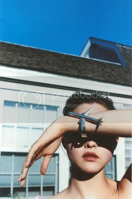 Devon Aoki in Self Service F/W by Max Farago