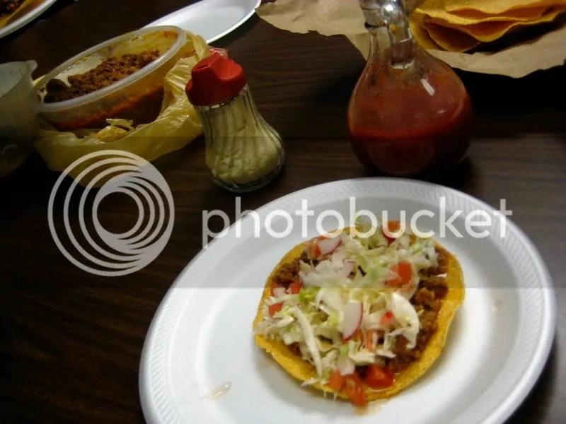 Honduran Enchiladas... So Good!