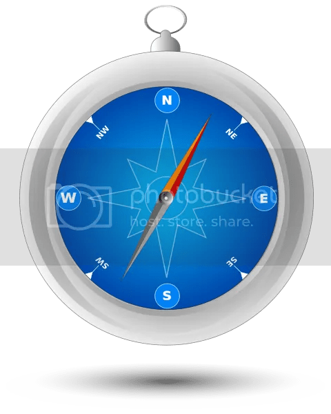 Your Life Compass Is Within You!
