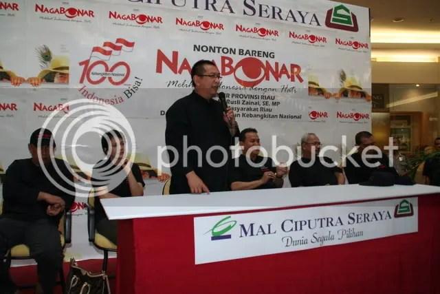 Produser Zairin Zain, Nurul Arifin, Deddy Mizwar, Gubri Rusli Zainal, Afrizal Anoda, dan Wawan Wanisar