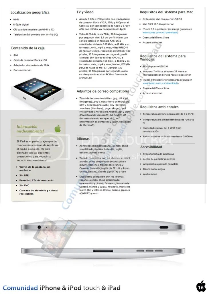 Manual del Novato: iPhone & iPod touch & iPad v4.3.3