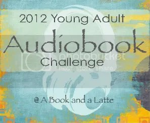 2012 YA Audiobook Challenge at bookandlatte.com