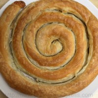 Trader Joe's 5 Cheese Greek Spiral