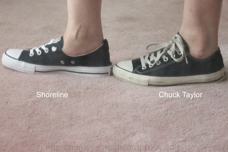 a2b93253ca1d78 Nordstrom Anniversary Haul! Converse Chuck Taylor Shoreline Sneakers ...