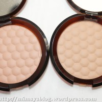 The Body Shop Honey Bronze Bronzing Powder - Light Matte & Fair Matte