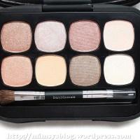 bareMinerals READY Eyeshadow 8.0 - The Nude Beach