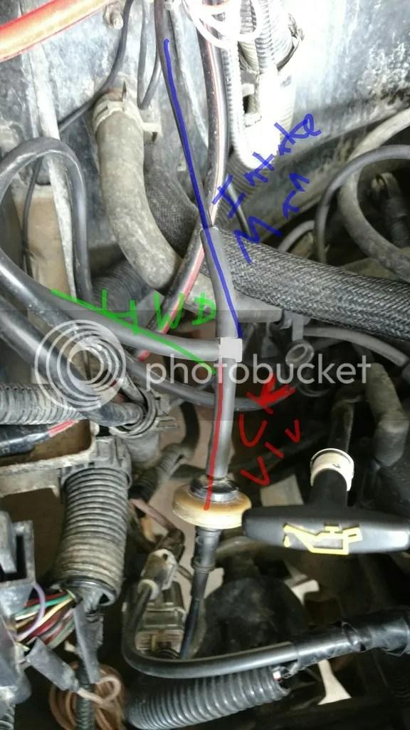 Jeep Yj 4wd Vacuum Schematic