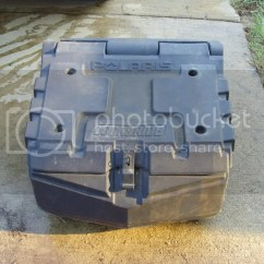 Polaris Ranger Rzr 800 Cargo Storage Reflection And Refraction Lab Diagram Used Lock Ride Box For