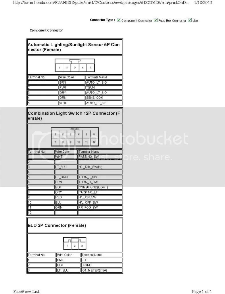 hight resolution of 2013 headlight schematics n courtesy of college hills honda