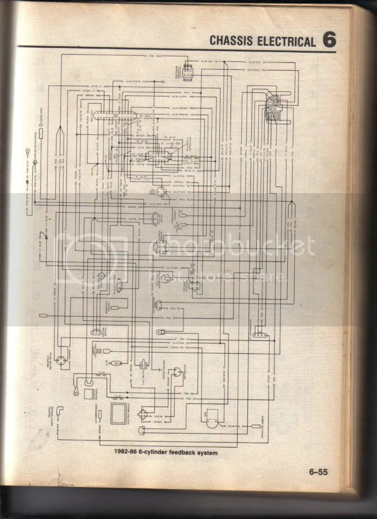 1982 Jeep Cj7 Vacuum Diagram